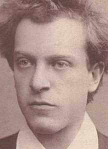 Hans Rott nella sua unica fotografia conosciuta