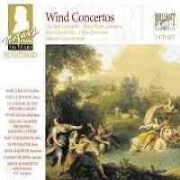 W. A. Mozart, Concerti per strumenti a fiato, Brilliant Classics