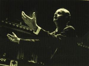 Ferenc Fricsay dirige