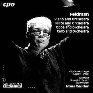 Hans Zender dirige musiche di Morton Feldman, CPO